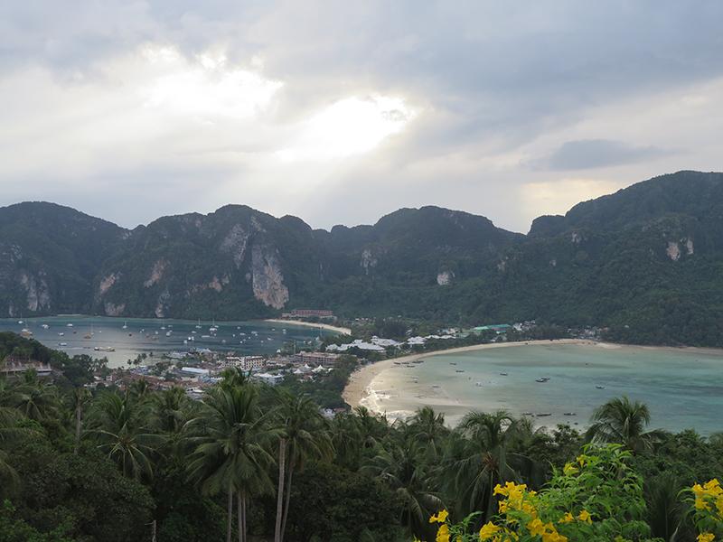 Ray Lay Beach, Ao Nang.
