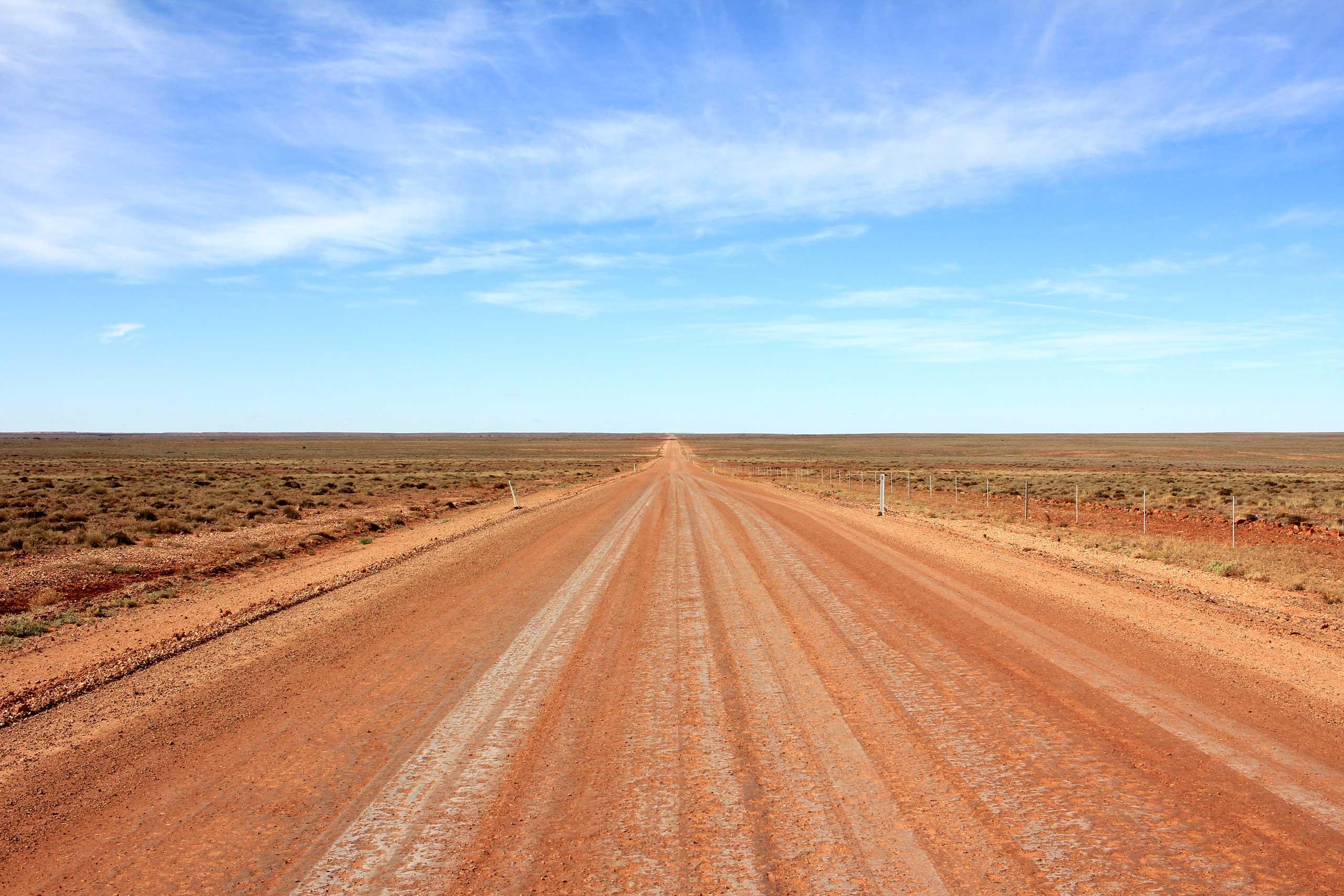 Stuart Highway, osa 2